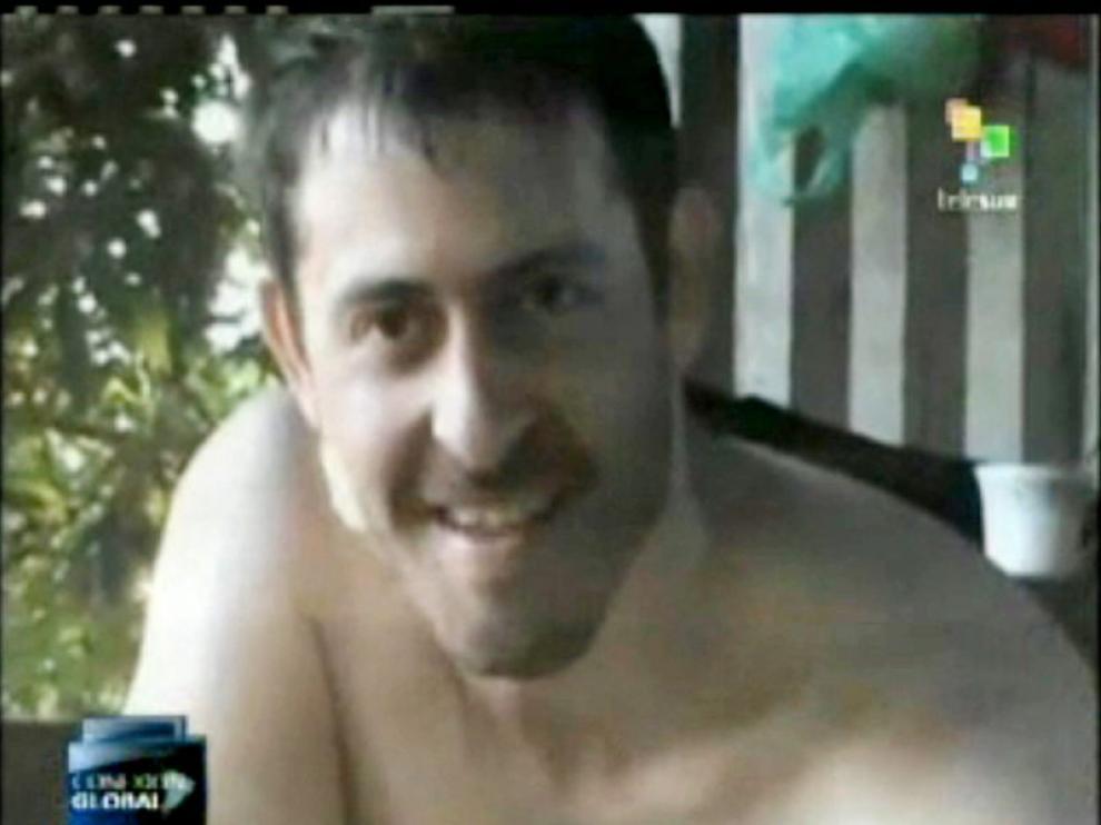 Fotograma del video difundido por Telesur