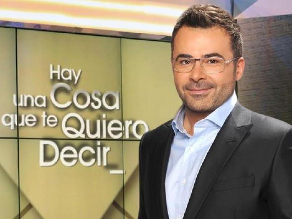 Jorge Javier Vázquez es el presentador del programa 'Hay una cosa que te queiro decir'.