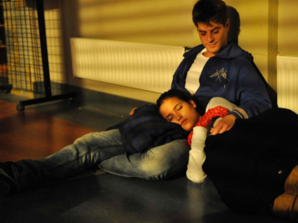 Imagen de la serie, 'Los Protegidos'.