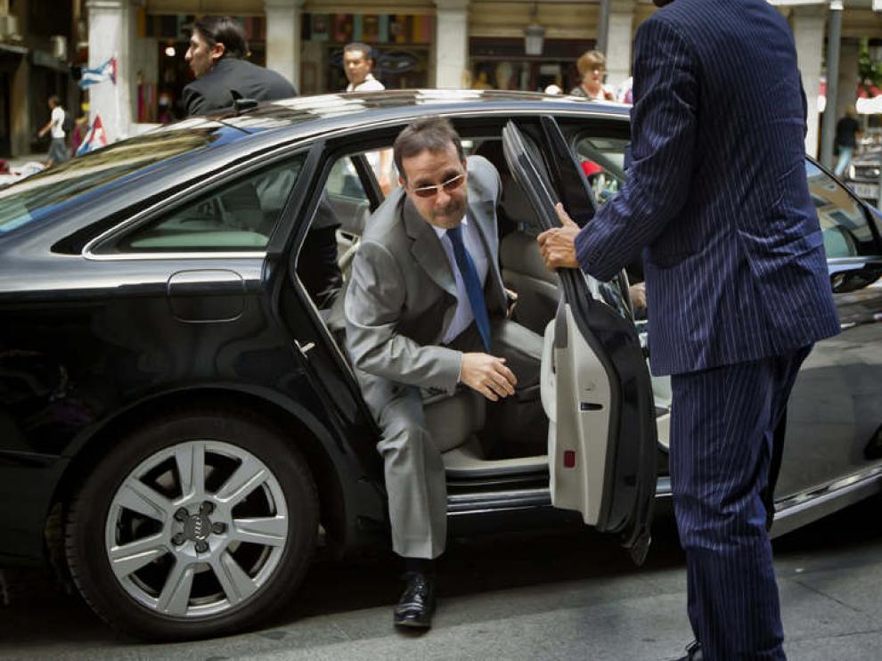 Embajador sirio en España