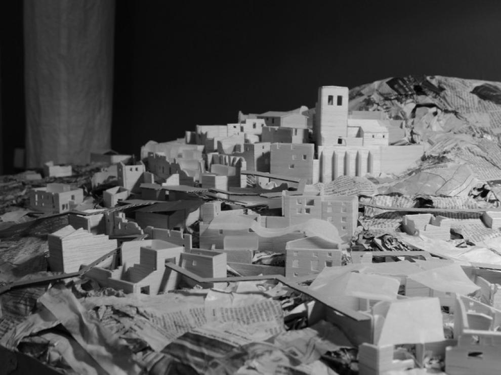 Proyecto para la reconstrucción de Esco