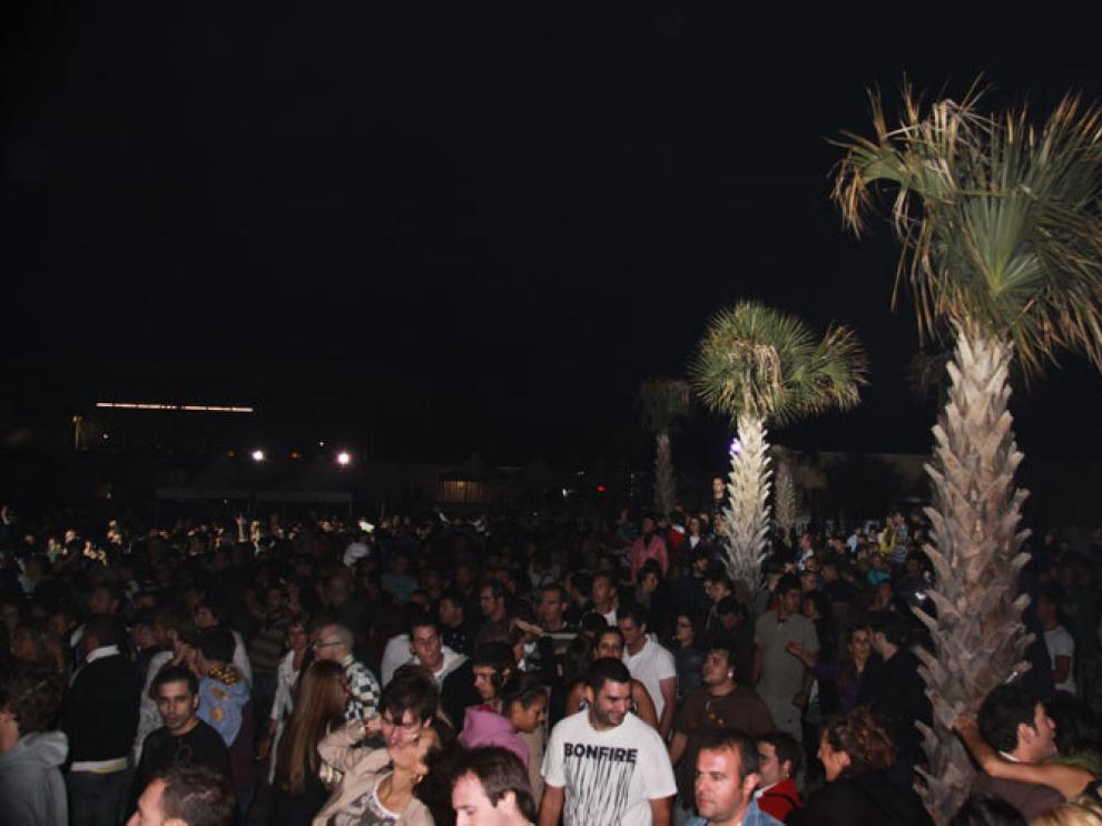 Las Playas comenzaron su programación el pasado fin de semana