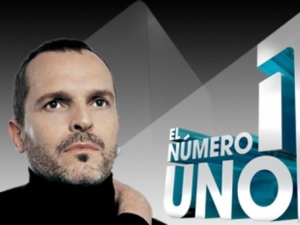 """Miguel Bosé, miembro del jurado de """"El Número 1"""""""
