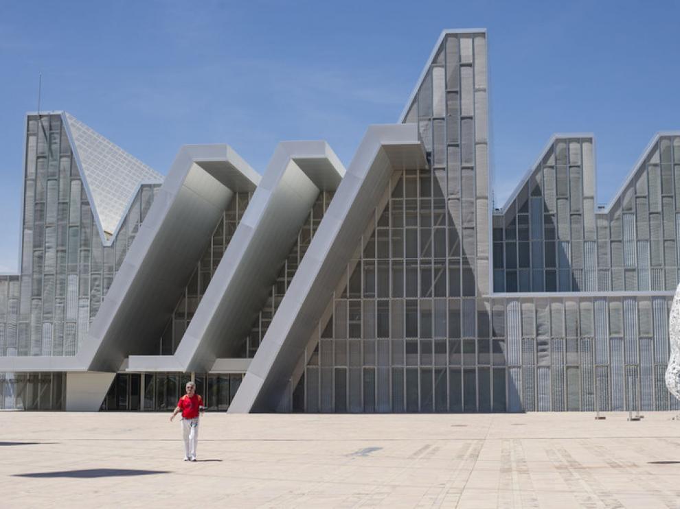 Palacio de Congresos de la Expo