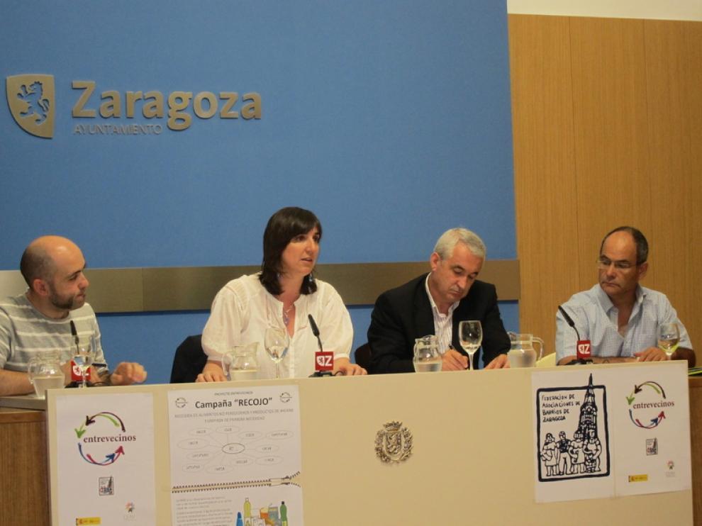 Presentación del proyecto 'Entrevecinos'
