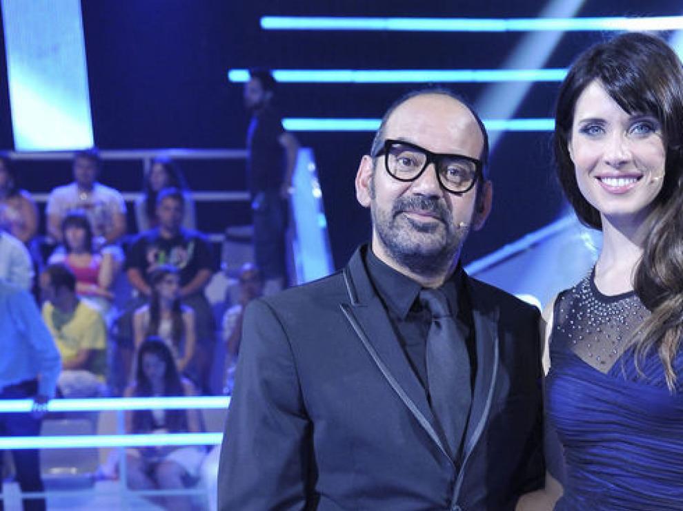 Junto a Pilar Rubio y José Corbacho, los concursantes intentarán que el público no los expulse.