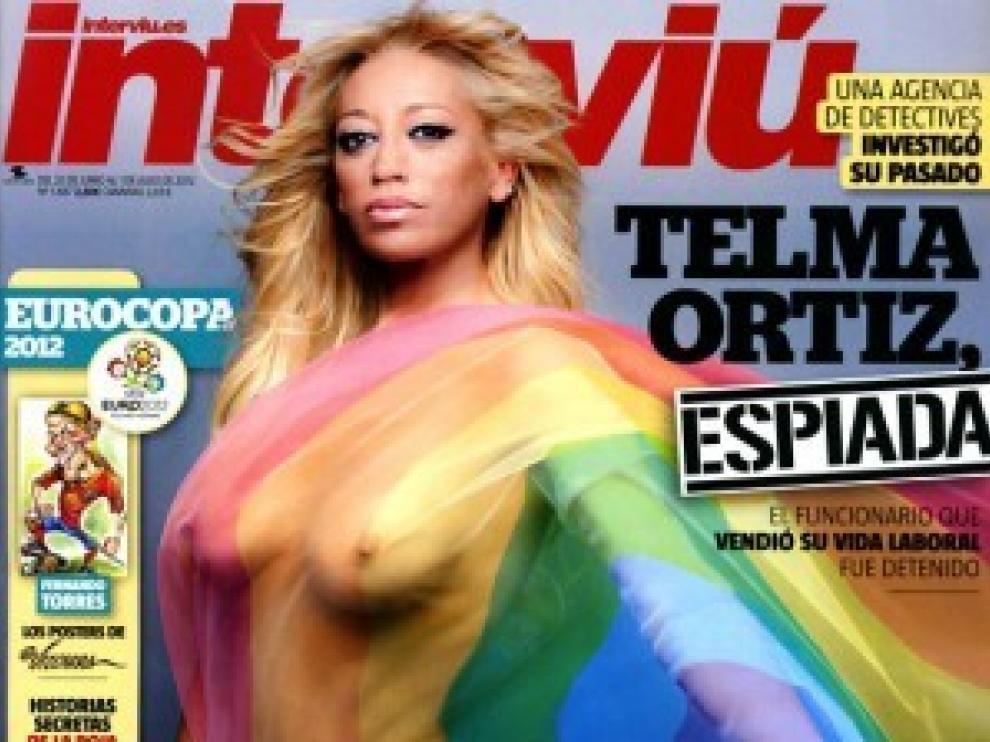 Belén Esteban, portada de 'Interviú'