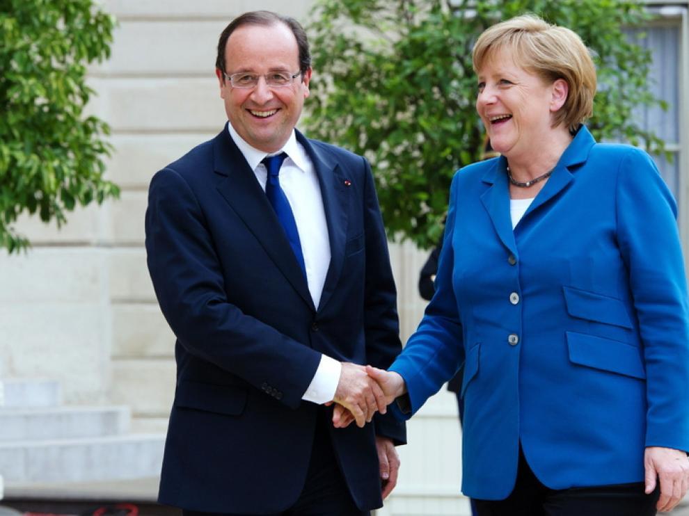 Merkel asegura que los Estados de la UE deben construir la Europa fuerte y estable del mañana.