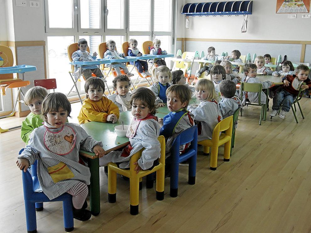 Recortes en las escuelas infantiles