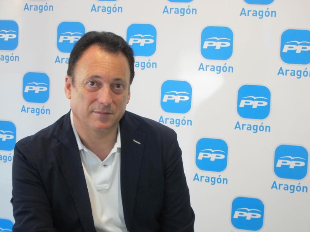 Octavio López, secretario general del Partido Popular