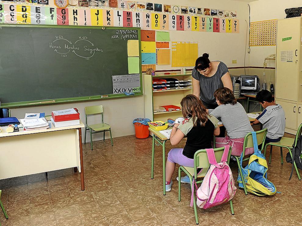 Escuelas en el medio rural