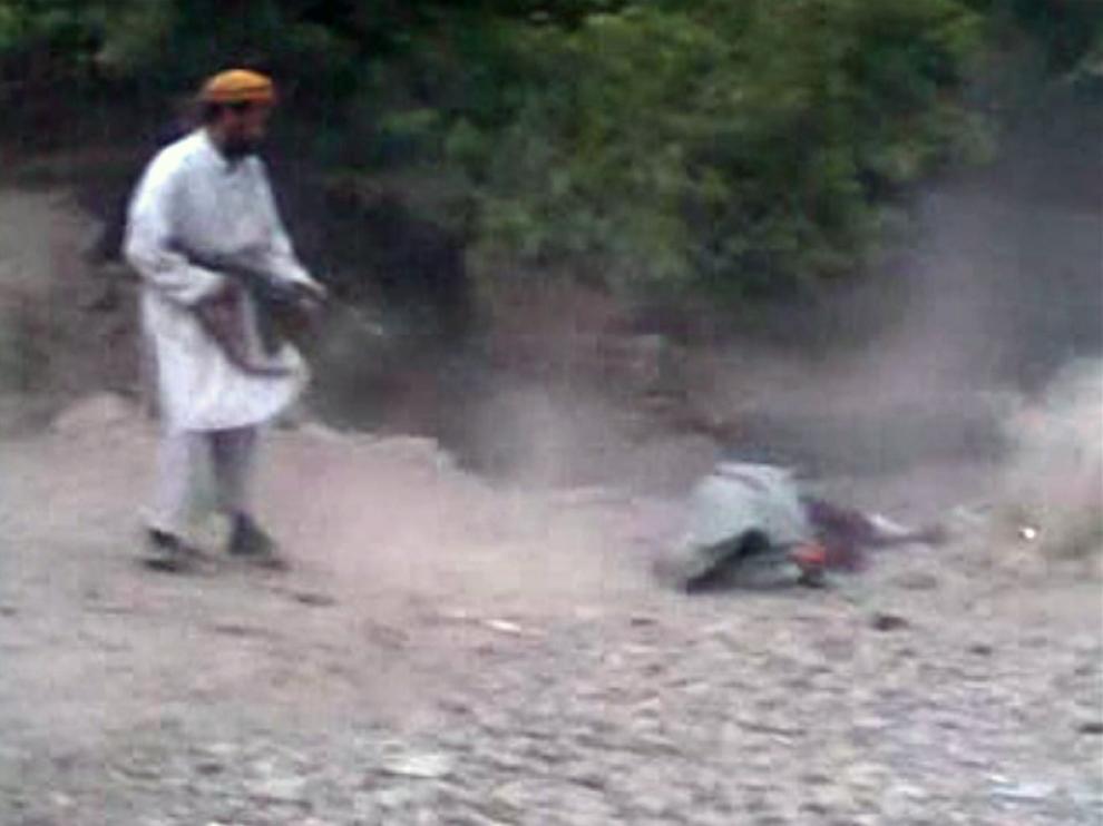 Asesinato en Afganistán