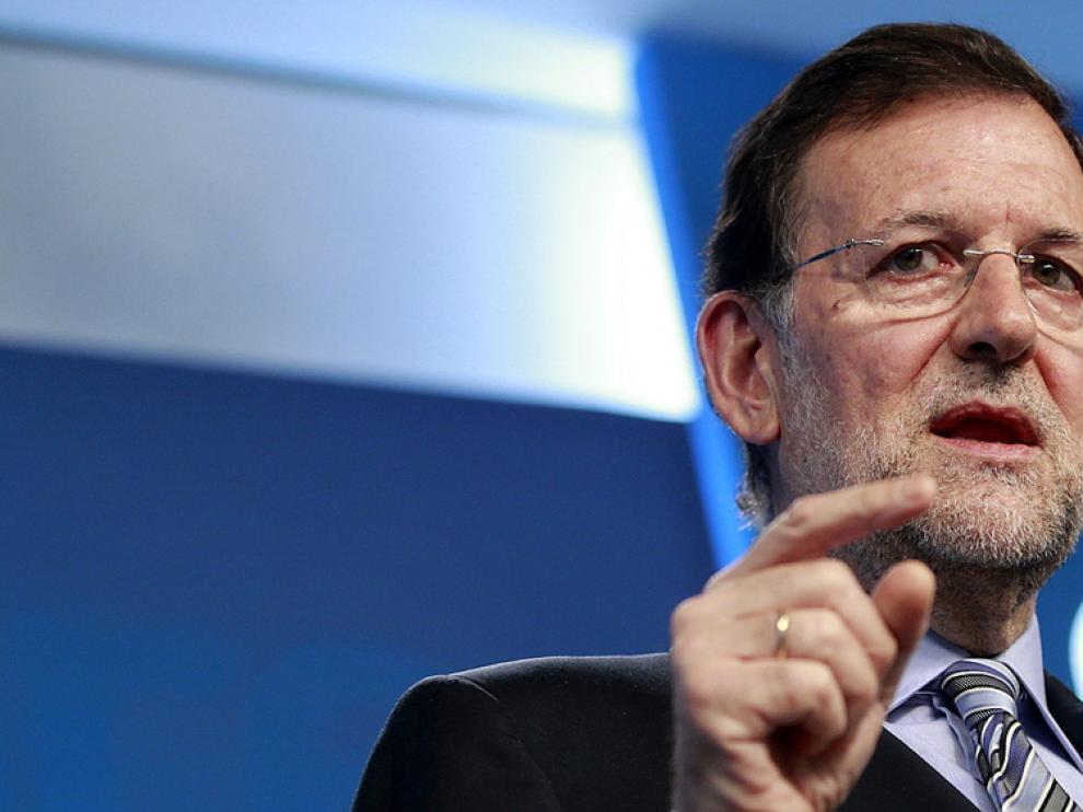 Rajoy explicará ante los parlamentarios el plan europeo de ayuda a la banca.