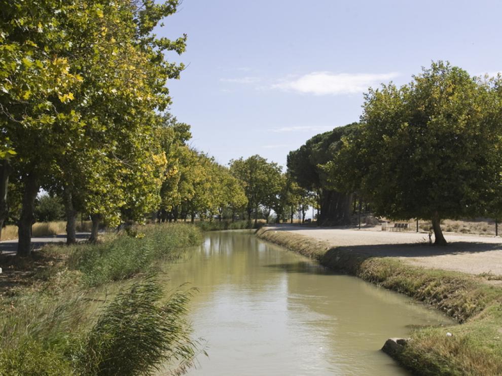 El Canal Imperial en una foto de archivo.