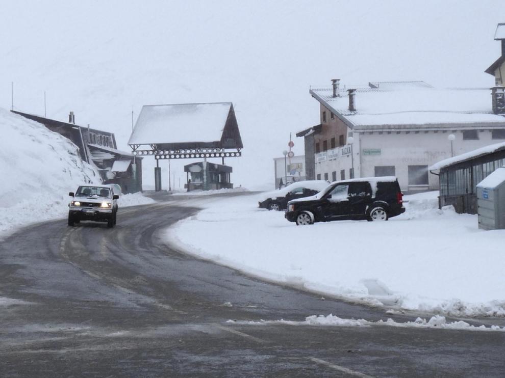 La campaña de vialidad invernal se desarrolla desde el 15 de noviembre hasta el 31 de marzo.