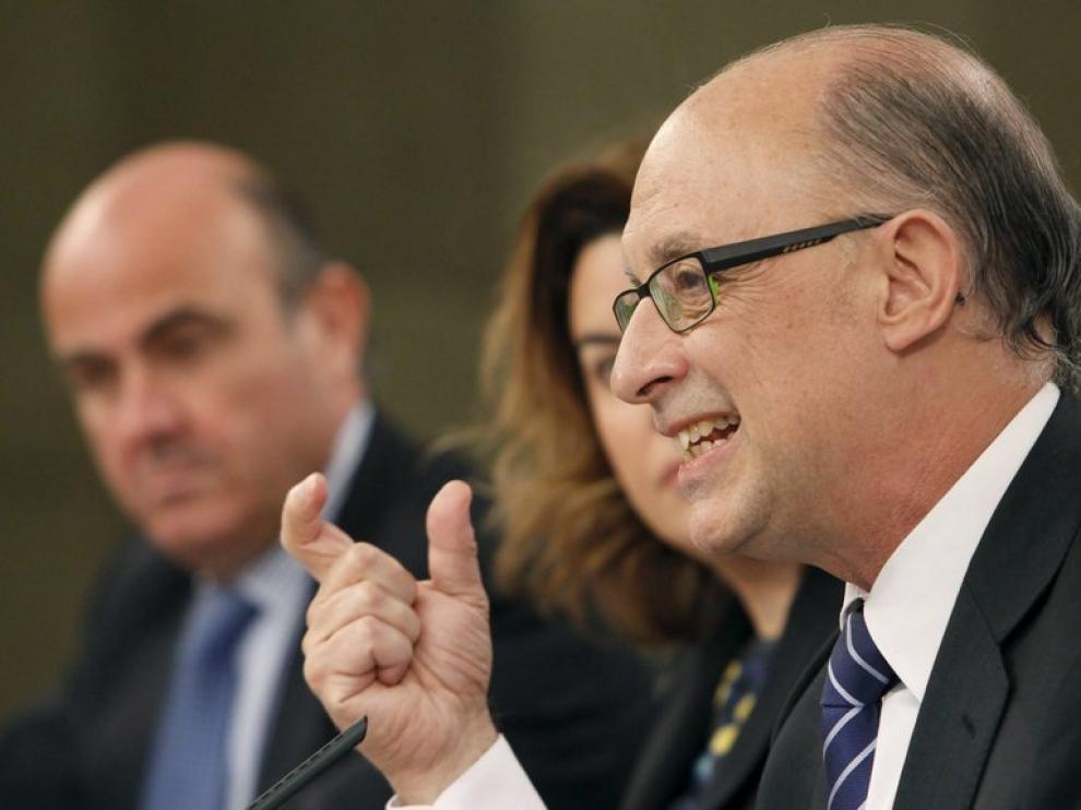 Montoro explica las medidas tras el consejo de ministros