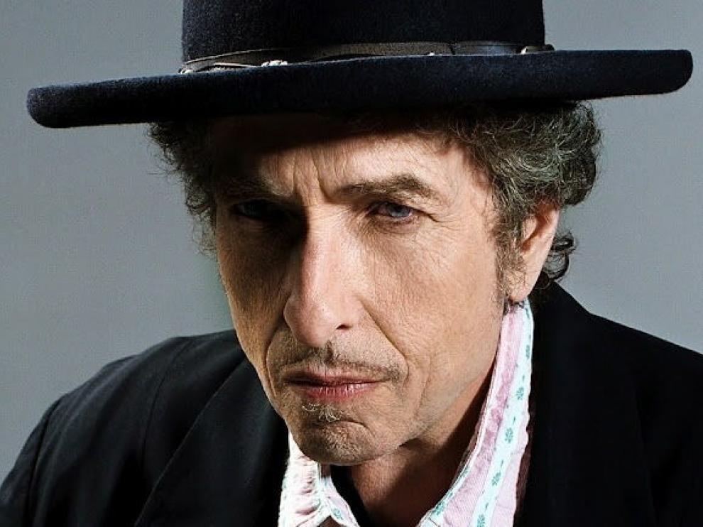 Bob Dylan en una imagen de archivo.