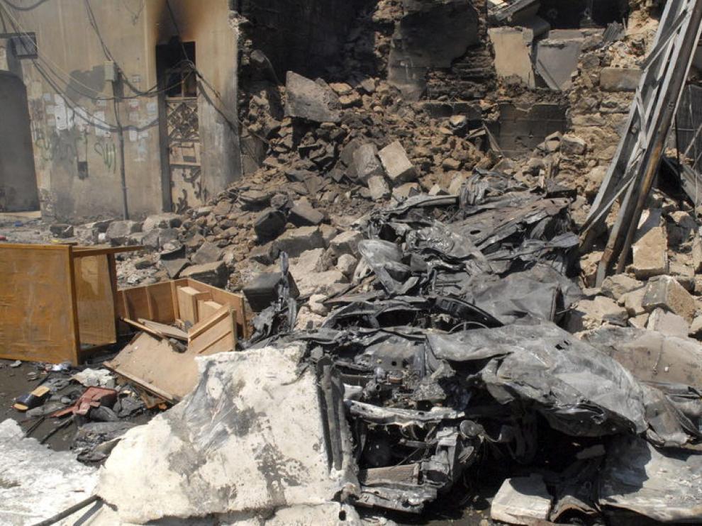 Matanza en Siria
