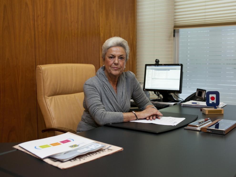 Pilar Muro, perpleja con la decisión del juez