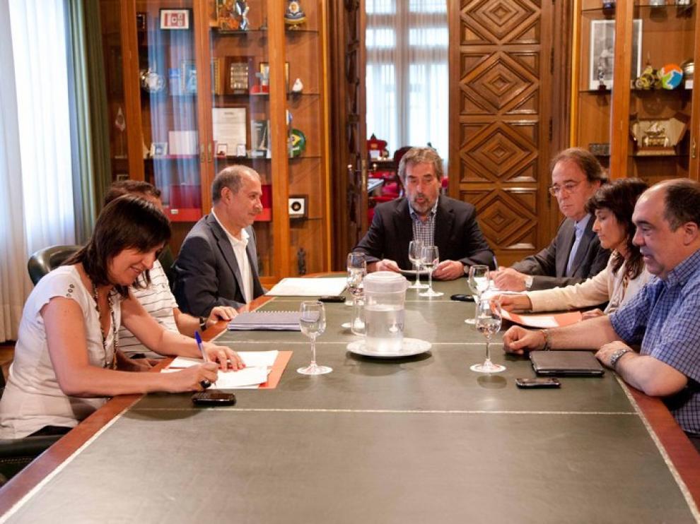 Gobierno del Ayuntamiento de Zaragoza