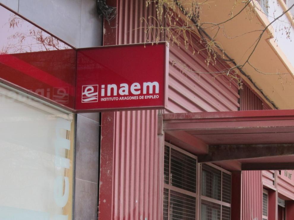 Uno de los edificios del Instituto Nacional de Empleo.