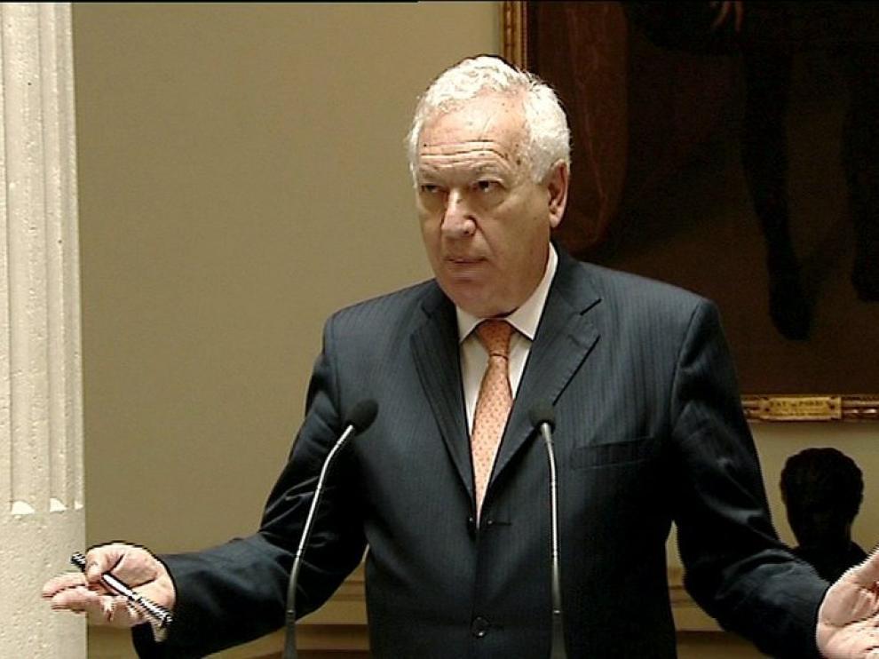 El ministro José Manuel García-Margallo
