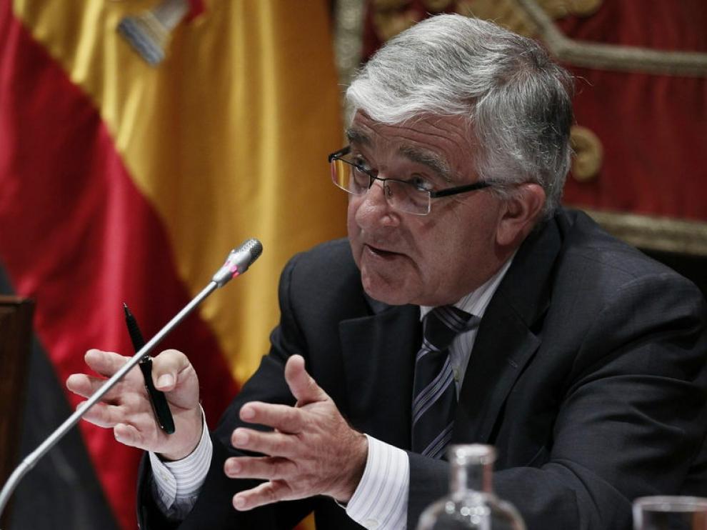 El presidente del CGPJ y del Supremo, Gonzalo Moliner.