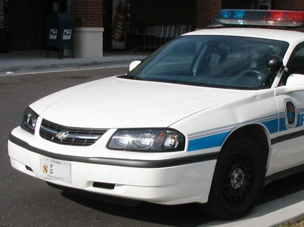 Un Impala de la Policía estadounidense