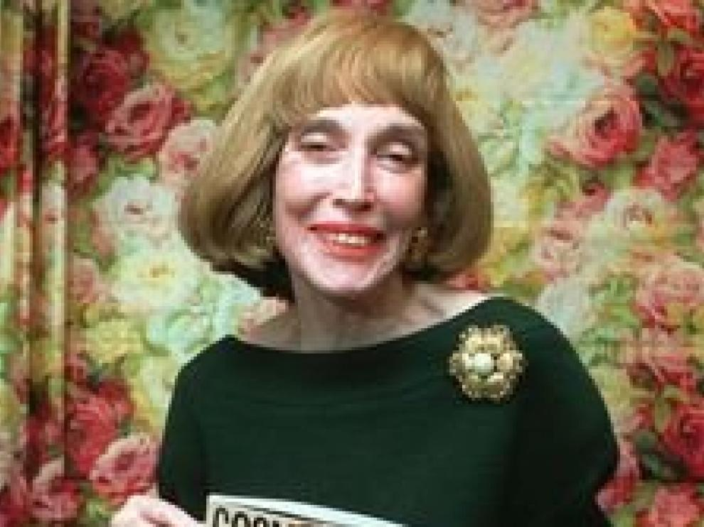 Helen Gurley Brown.