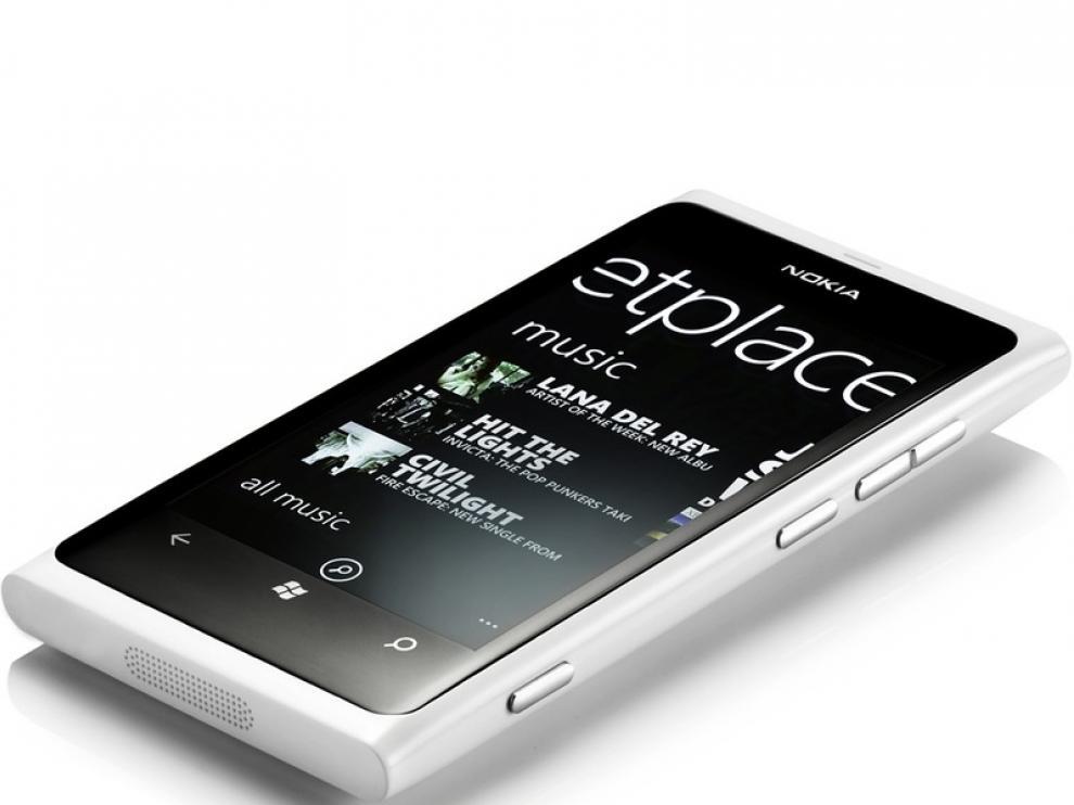El Lumia 900