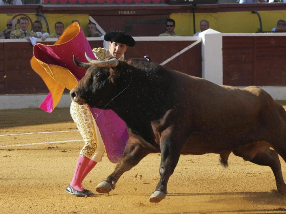 Corrida en la Feria de Huesca