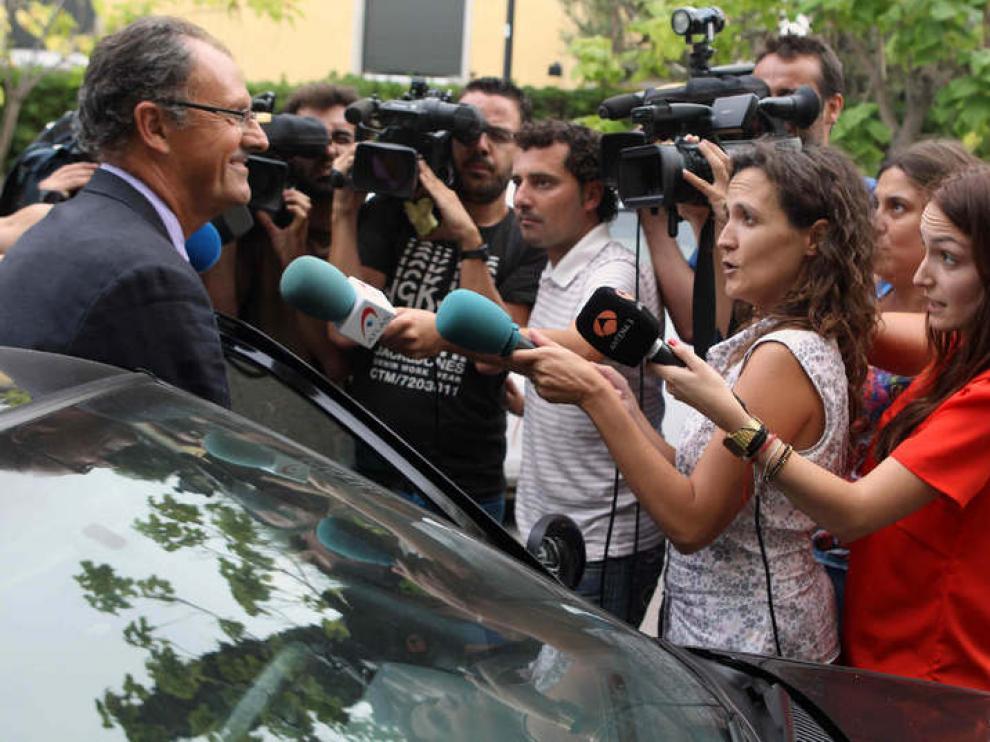 El abogado Mario Pascual Vives
