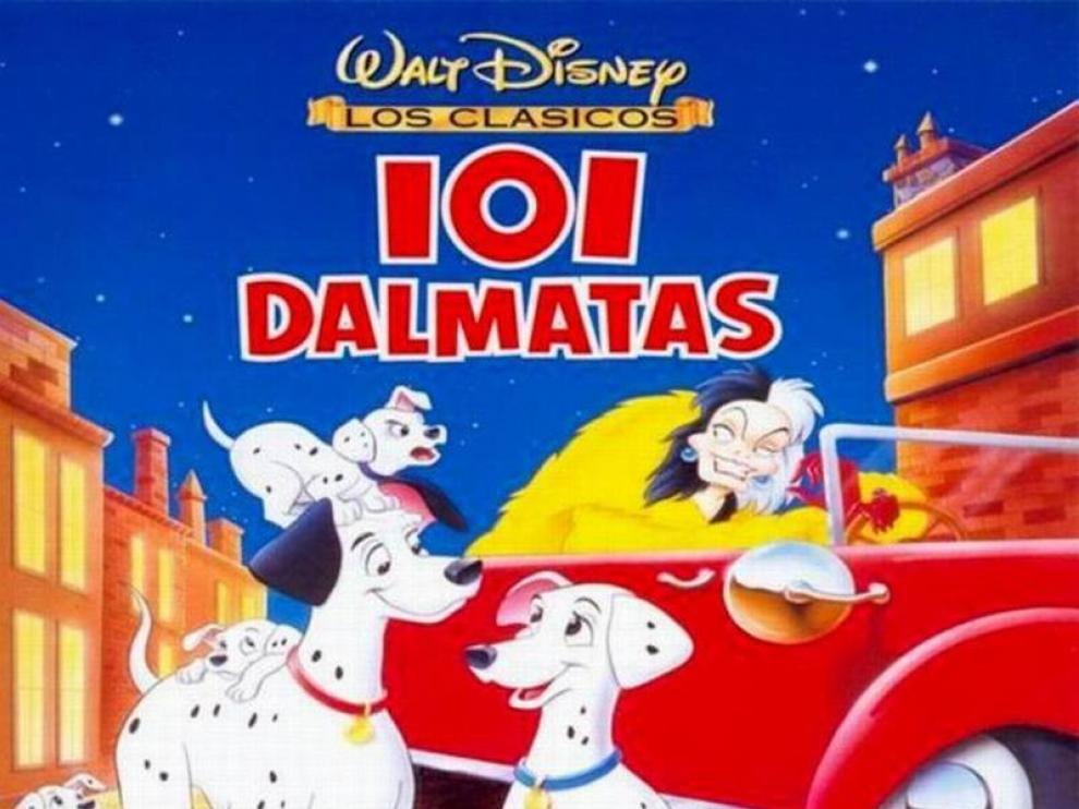 '101 Dálmatas', el primer clásico contemporáneo de Disney, en alta definición