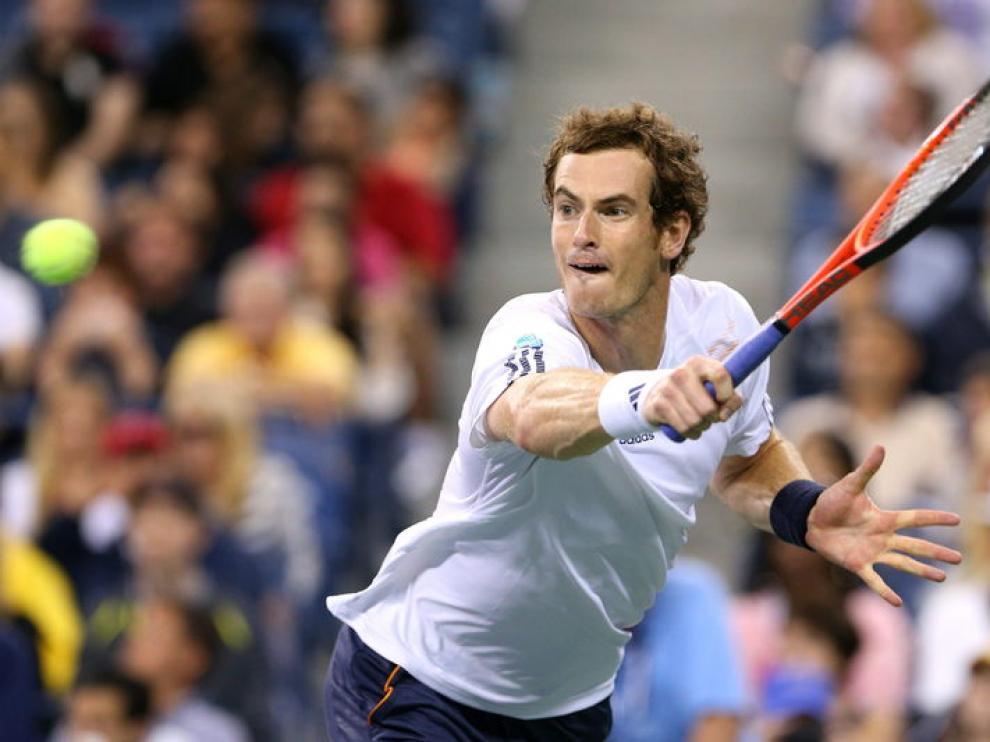 Andy Murray disputará los cuartos de final del US Open