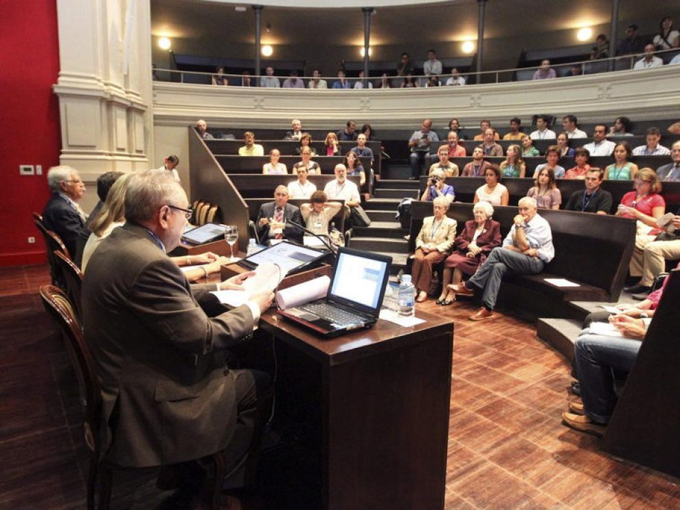 X Reunión Nacional de Óptica en Zaragoza