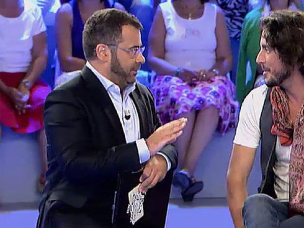 Jorge Javier regresa con 'Hay una cosa que te quiero decir'