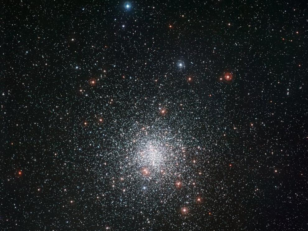 Cúmulo globular de estrellas Messier 4
