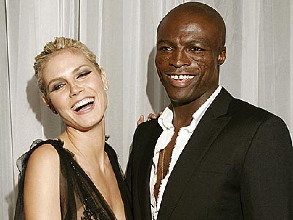 Seal y su ex mujer Heidi
