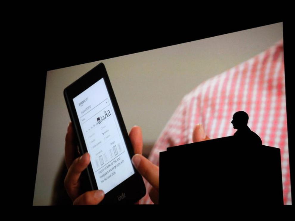 El Kindle es uno de los más vendidos