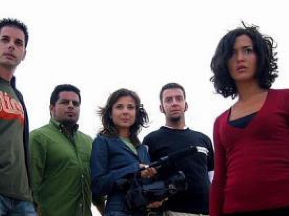 'Callejeros', en Cuatro.