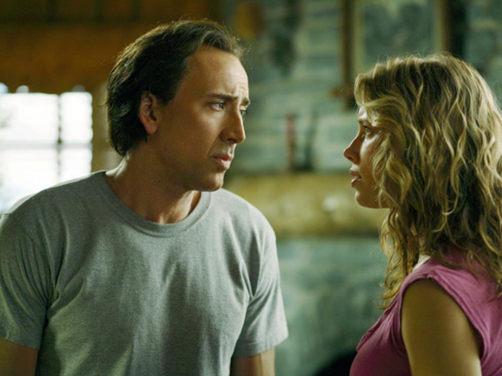 Junto a Cage estarán actrices como Jessica Alba y Julianne Moore.
