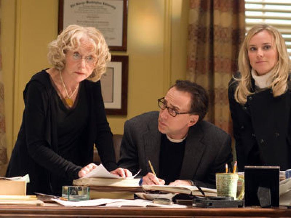 Diane Kruger y Helen Mirren también estarán implicadas en la búsqueda.