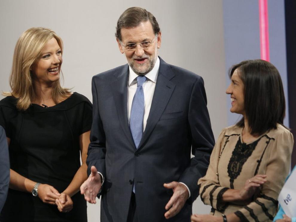 Mariano Rajoy anunció la conferencia en la entrevista de este lunes