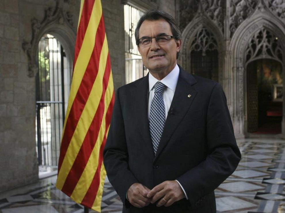 El presidente de Cataluña ha pedido que sea una manifestación reivindicativa pero pacífica.