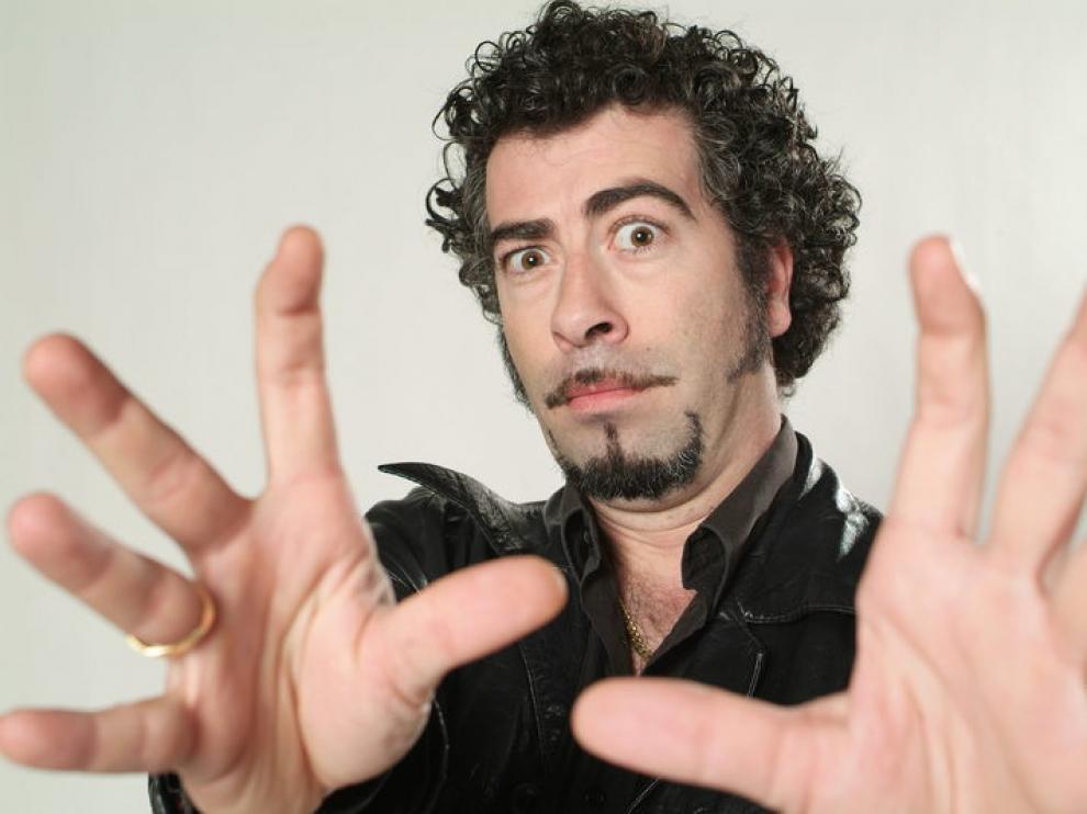 El humorista Agustín Jiménez actuará en Huesca