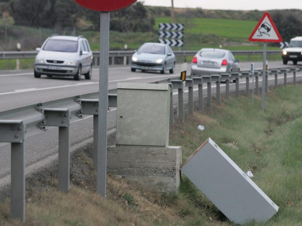 Más de 60.000 denuncias en carreteras secundarias en doce días de campaña especial