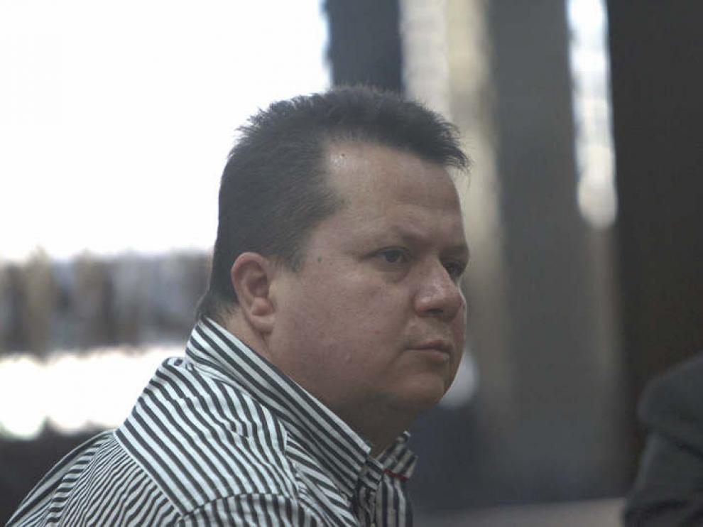 El costarricense Alejandro Jiménez