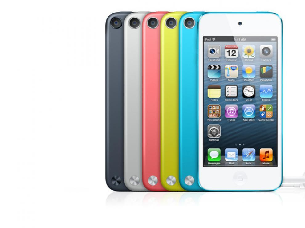 Los nuevos iPod Touch