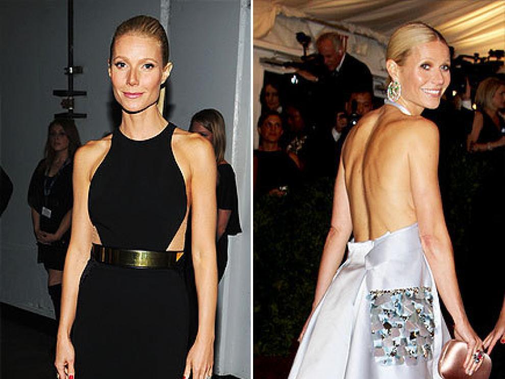 Gwyneth Paltrow la mejor vestida