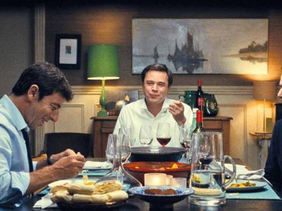 Imagen de la comedia francesa 'El nombre'